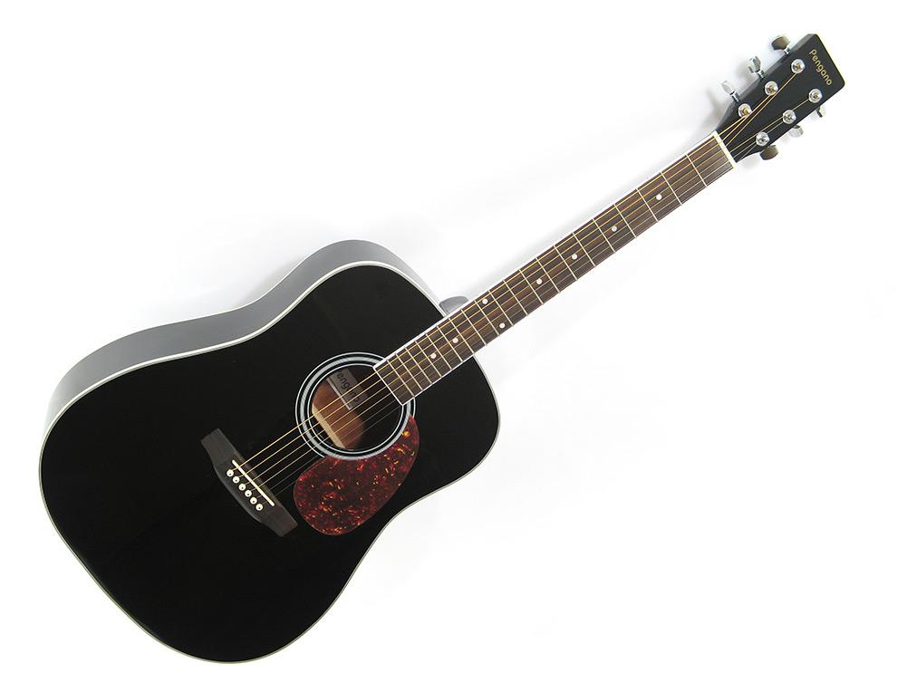 gitara akustyczna z szerokim gryfem