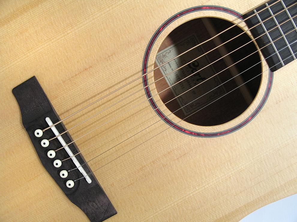 Gitara Cort Earth Grand